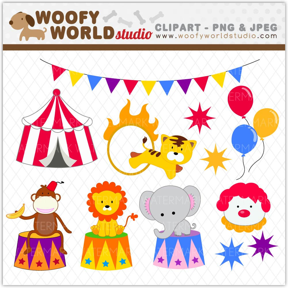Circus Clipart Free Download.