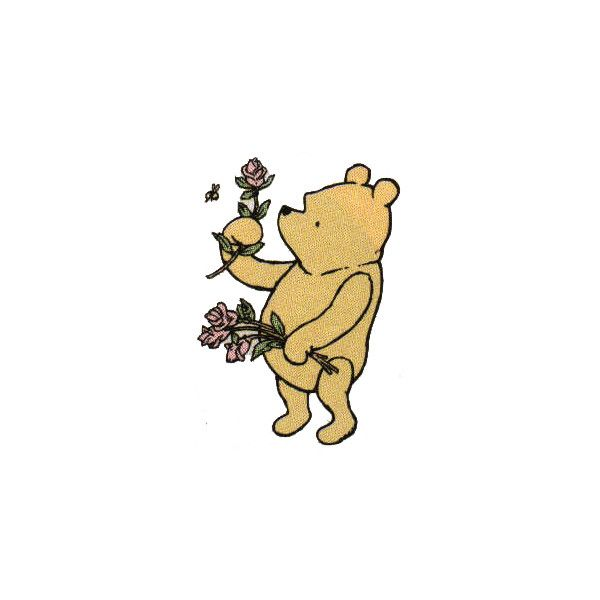 Winnie The Pooh Clipart Collection Liked On Polyvore Featuring.