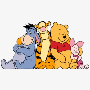 Winnie And His Friends.