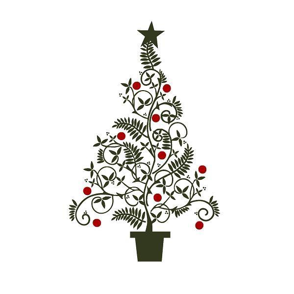 Classy Christmas Clipart.