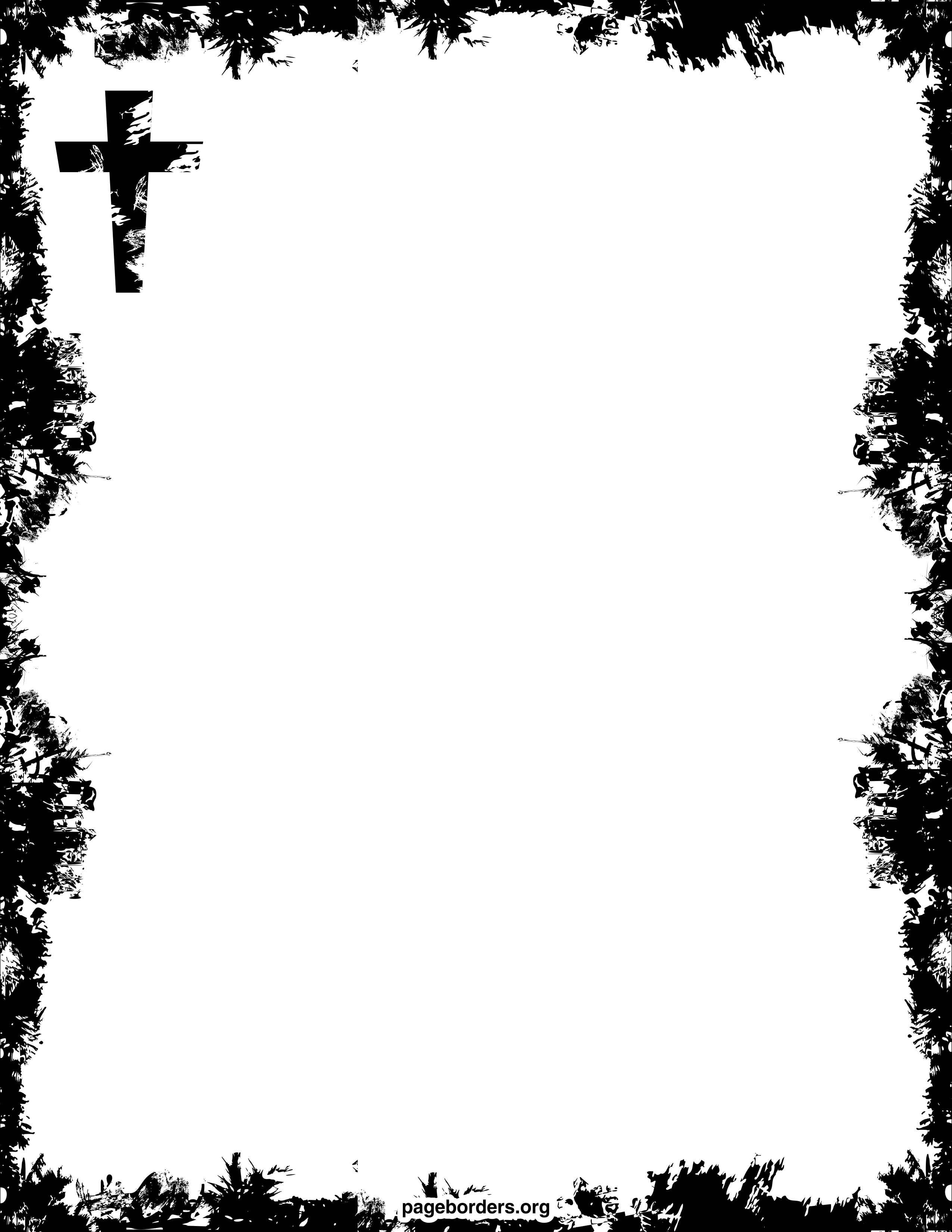 78+ Clip Art Page Borders.