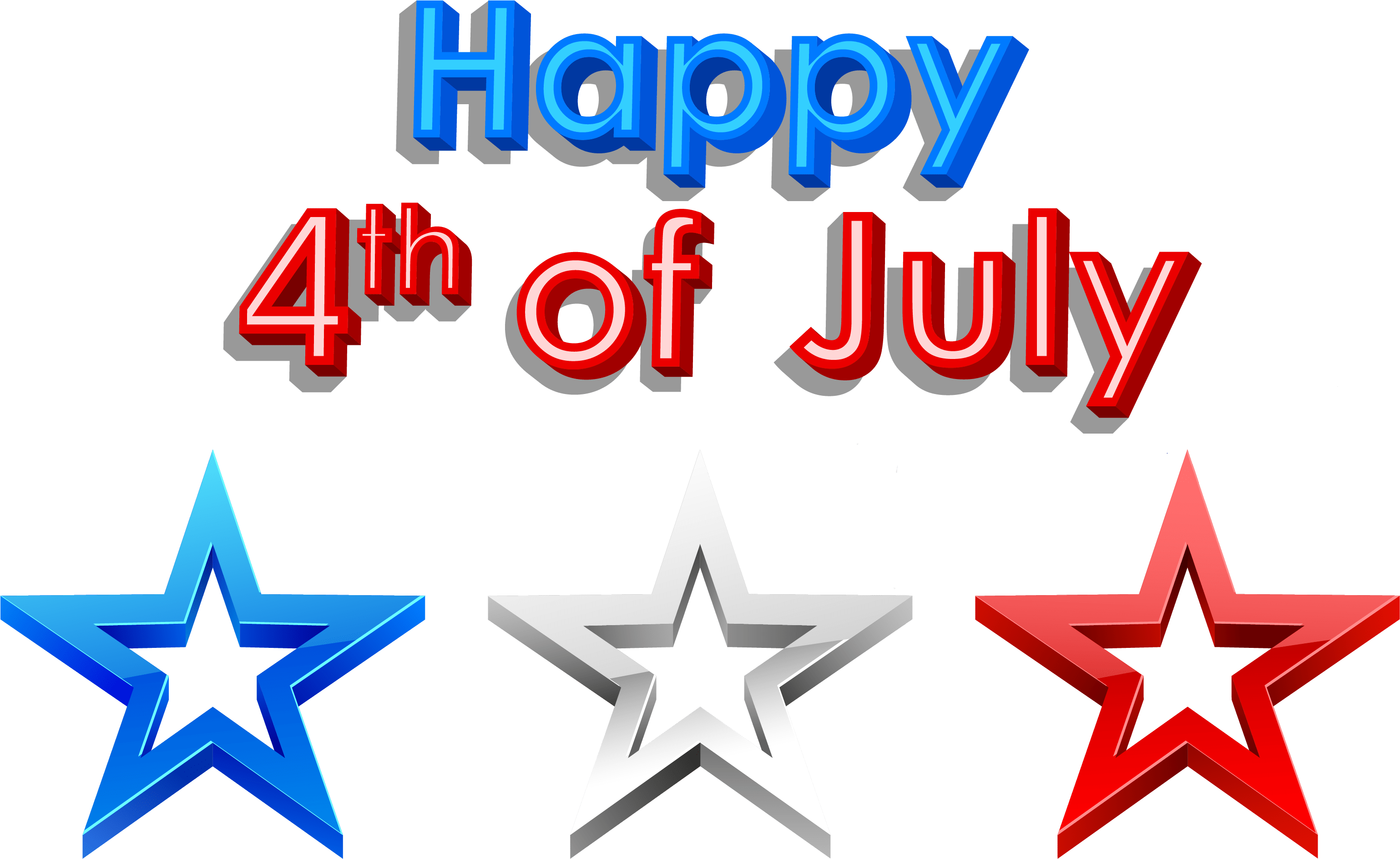 Free Clipart Images 4th Of July.