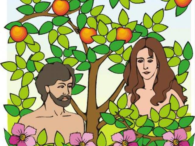 Free Adam And Eve Clipart, Download Free Clip Art on Owips.com.