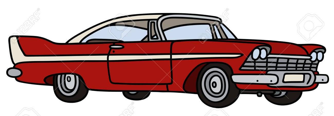 Free clipart vintage cars 1 » Clipart Station.