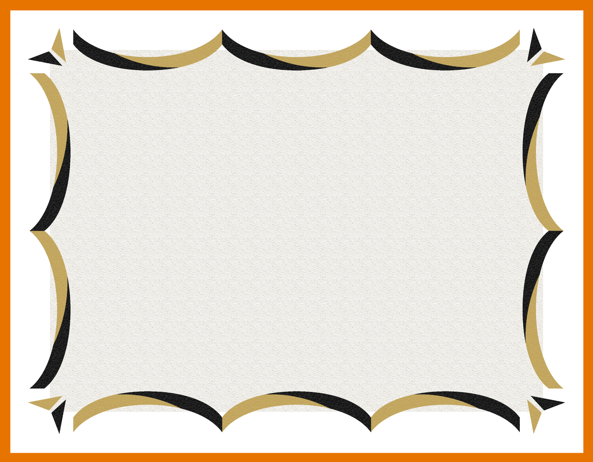 Free Clipart Gift Certificate Template.