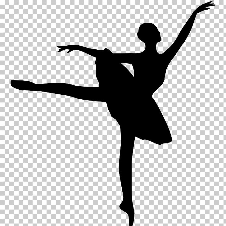 Ballet Dancer Silhouette , Ballet Photos PNG clipart.