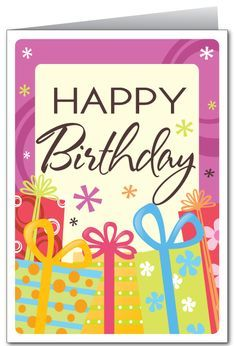 Free clipart birthday cards 2 » Clipart Portal.