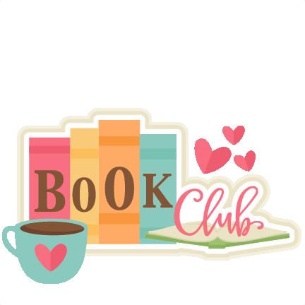 Book Club Clipart.