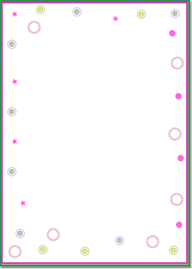 Free Baby Shower Border Templates Download Clip Art Awesome.