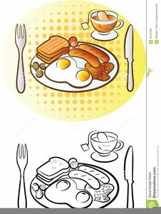 Free Clipart Breakfast Foods.