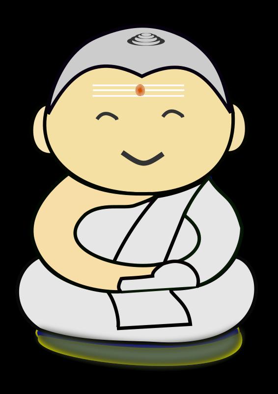 Free Clipart: Buddha.