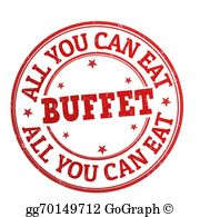 Breakfast Buffet Clip Art.