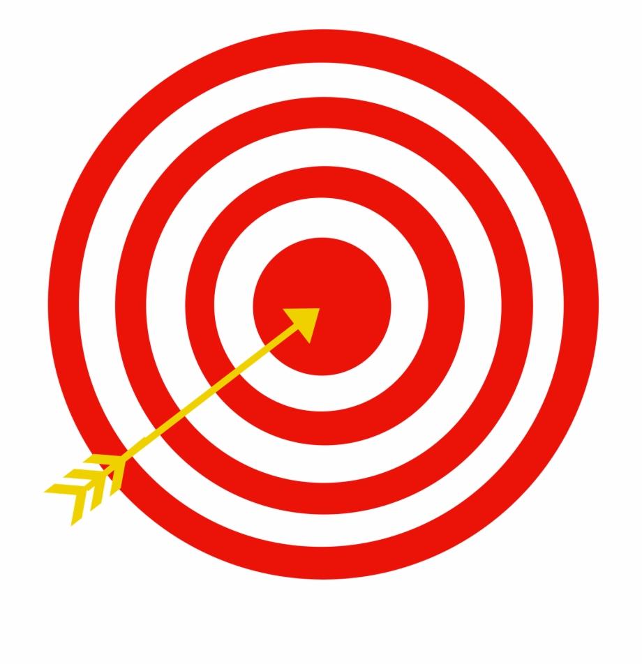 Target, Bullseye, Arrow.