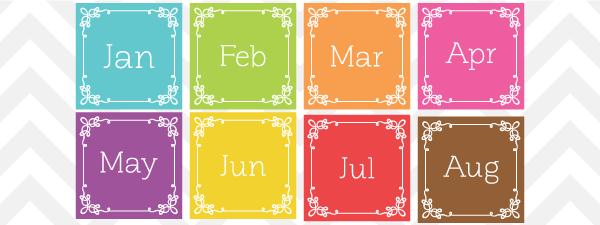 Free Month Calendar Cliparts, Download Free Clip Art, Free Clip Art.