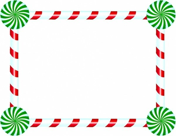 25+ Candy Cane Clip Art Borders Landscape Pictures and Ideas on Pro.