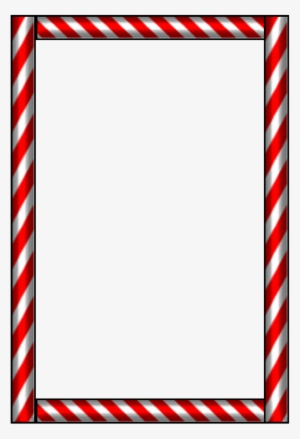 Candy Cane Border PNG, Free HD Candy Cane Border Transparent Image.