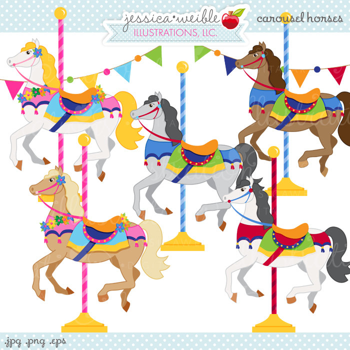 Free Carousel Tiger Cliparts, Download Free Clip Art, Free Clip Art.