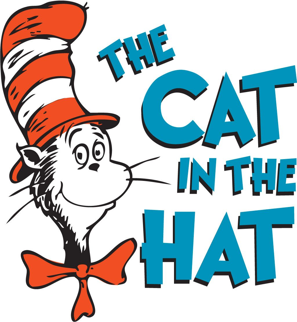 Dr seuss cat in the hat clip art free wikiclipart.