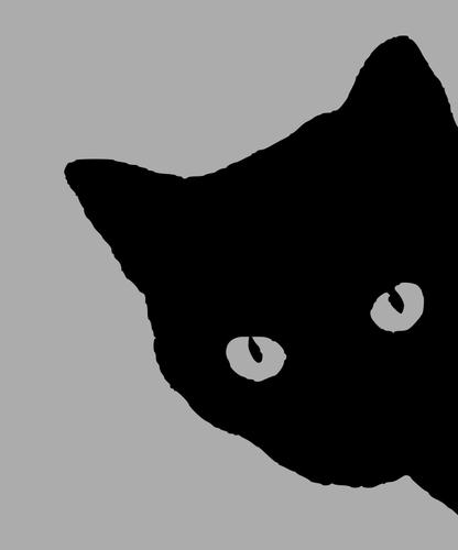 23924 black cat silhouette clip art free.