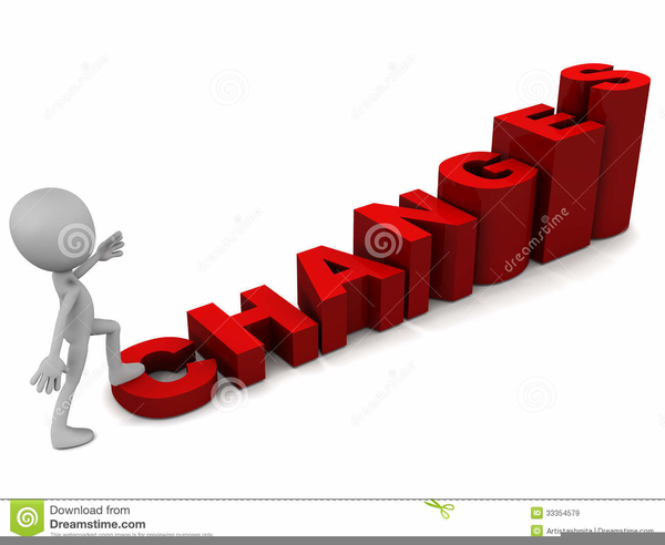 Free Change Management Clipart.