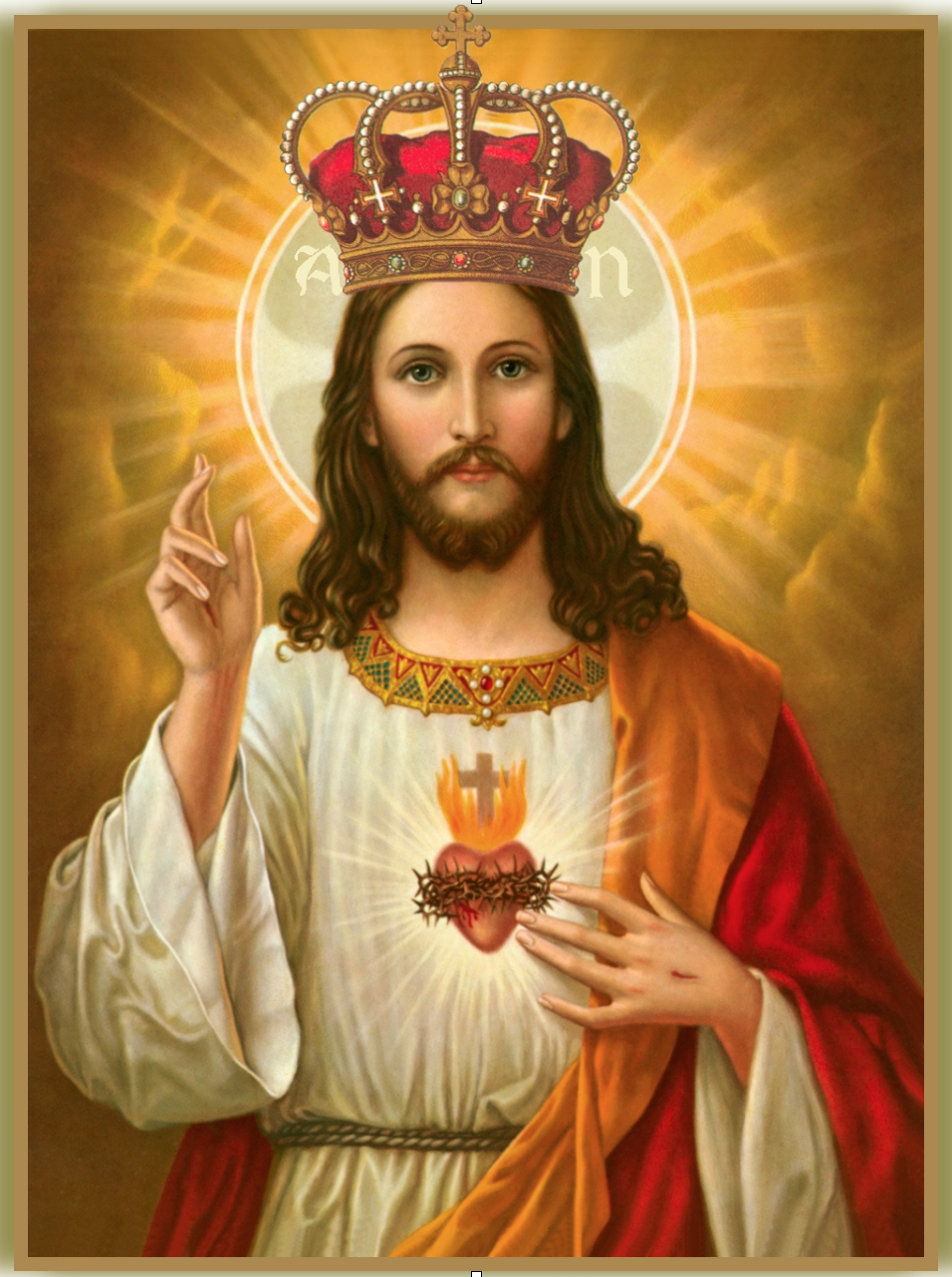 Homily for the Feast of Our Lord Jesus Christ, King of the Universe.