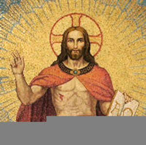 Free Clipart Christ As King.