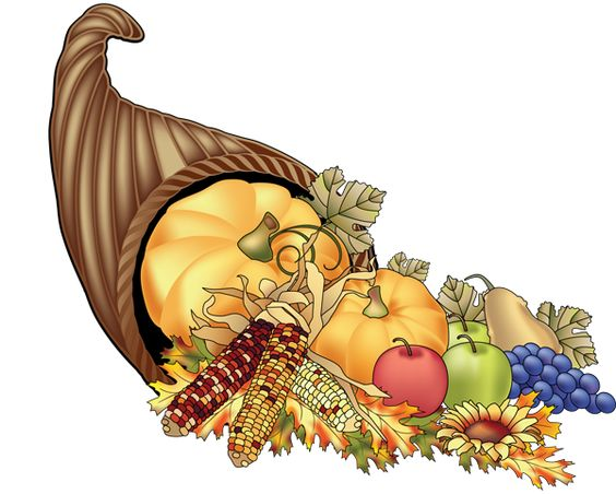 Cornucopia clip art free clipart to use resource.