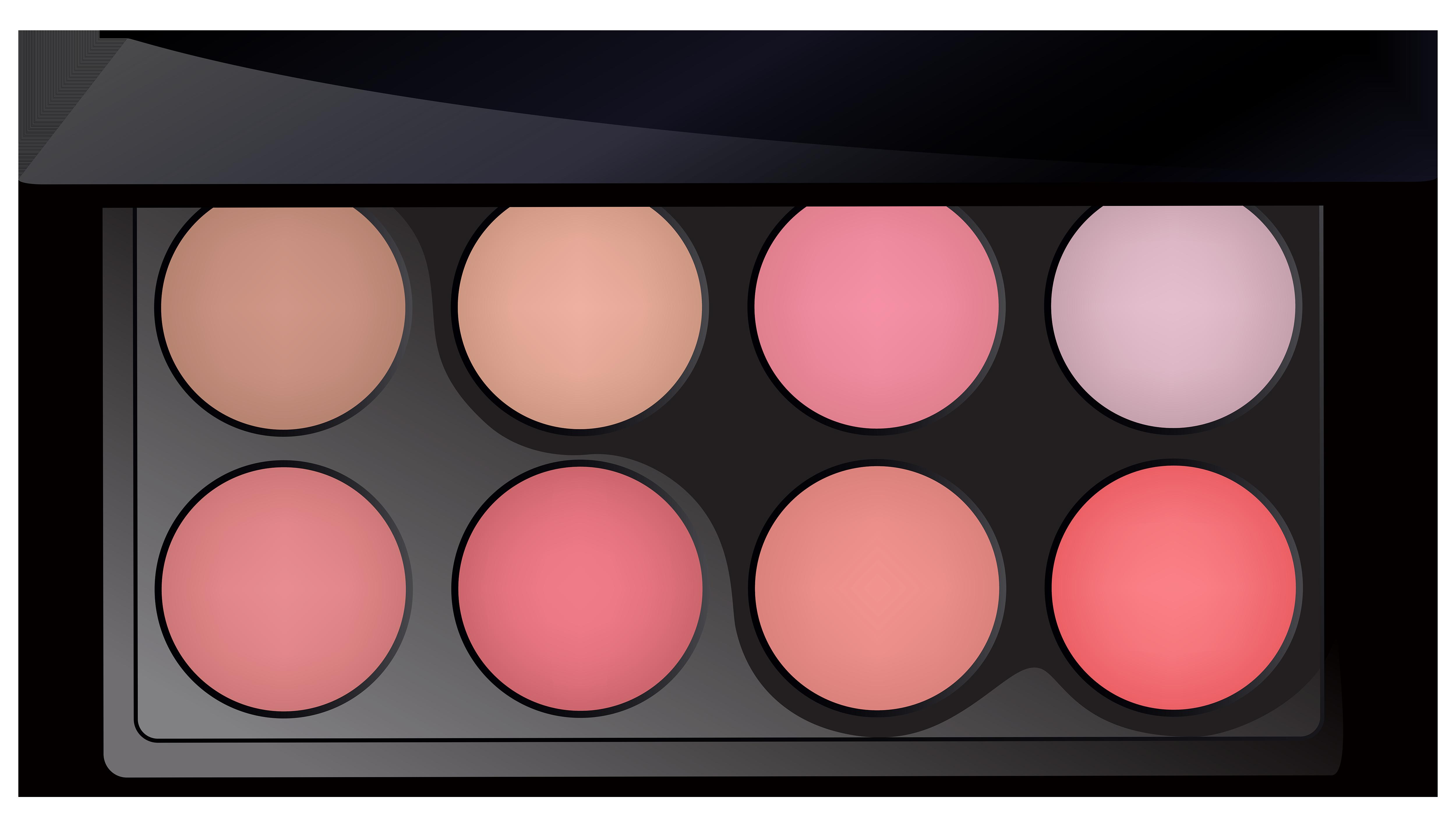 Makeup Transparent PNG Clip Art Image.