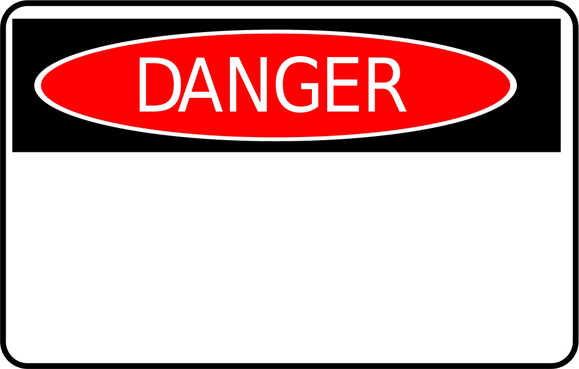 Download Danger Sign Image Free Clipart HQ HQ PNG Image.