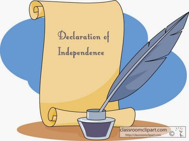 Free Declaration Of Independence Clipart, Download Free Clip Art on.