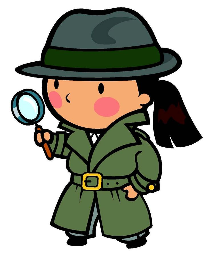 Collection of 14 free Detective clipart super sleuth bill clipart.