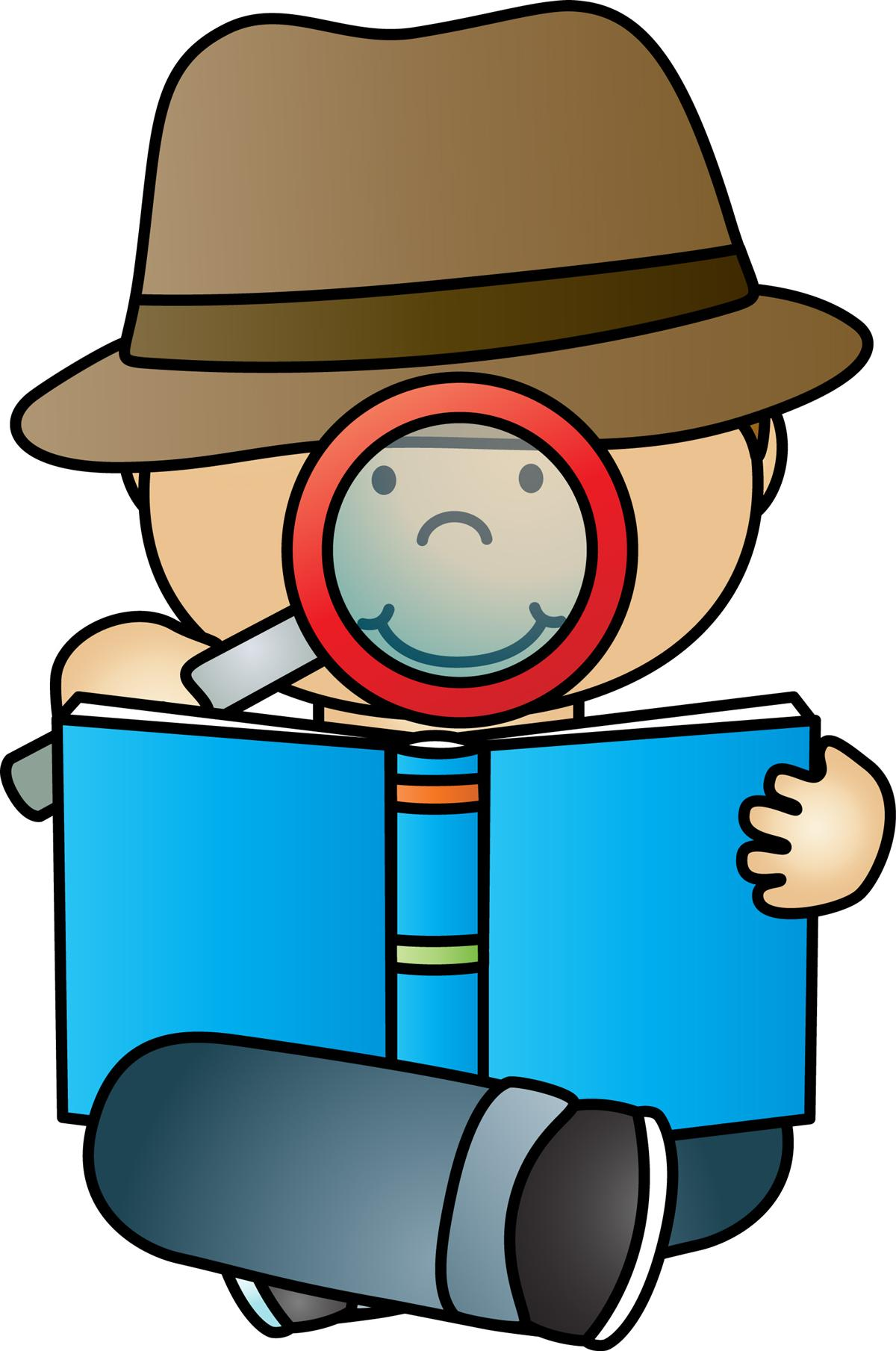 Collection of 14 free Detective clipart room inspection amusement.