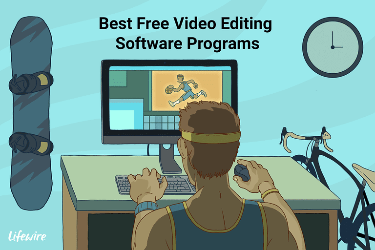 6 Best Free Video Editing Software Programs for 2019.