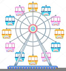 Free Ferris Wheel Clipart.