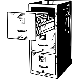 Filing cabinet clipart, cliparts of Filing cabinet free download.