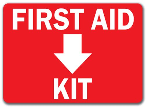 First aid kit clipart free.