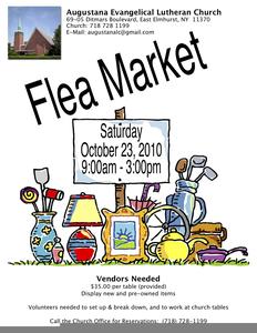 Free Flea Market Clipart.
