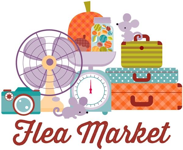 Free Market Clipart flea market, Download Free Clip Art on Owips.com.