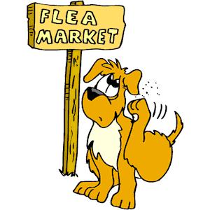 Flea Market clipart, cliparts of Flea Market free download (wmf, eps.