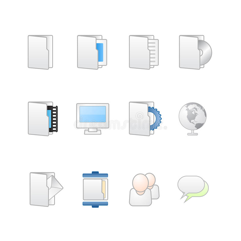 Mac Users Stock Illustrations.