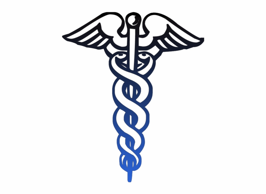 Doctor Symbol Caduceus Png Image.