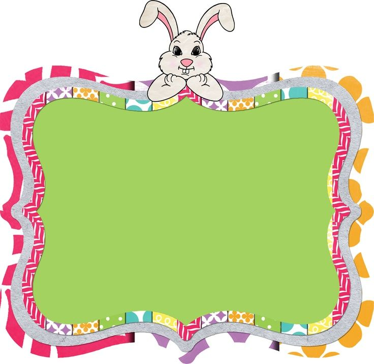 Free Clip Art Religious Easter Frames And Borders.