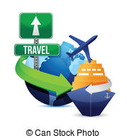 Travel Illustrations and Clip Art. 1,313,414 Travel royalty free.