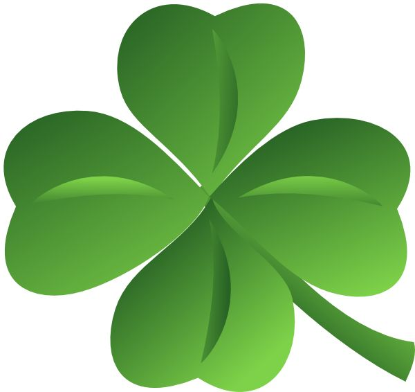 25+ best ideas about Leaf Clover on Pinterest.