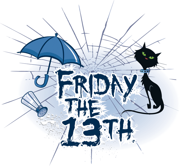 Friday The 13th Clipart Group with 85+ items.