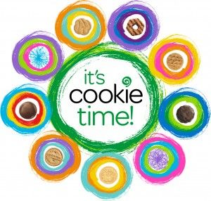 ABC Bakers Girl Scout Cookie Clip Art (free for volunteers as long.