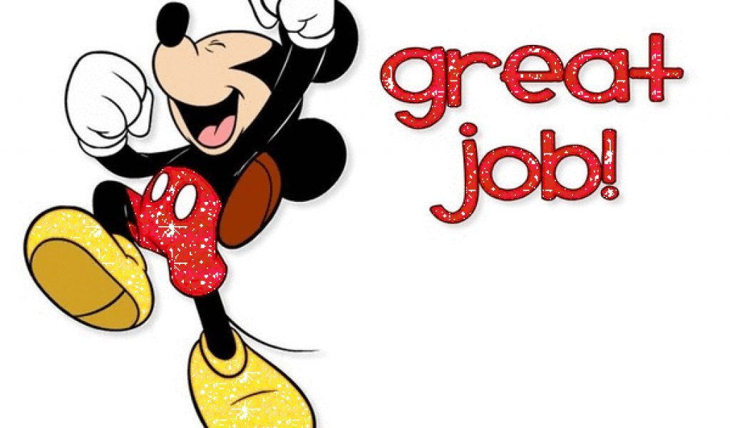 Free Great Job Clipart & Free Clip Art Images #17527.