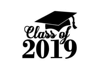 Class of 2019 svg.