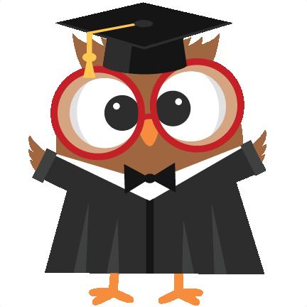 Graduation Owl SVG scrapbook cut file cute clipart files for.