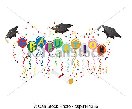 Graduation party Clipart and Stock Illustrations. 9,904 Graduation.